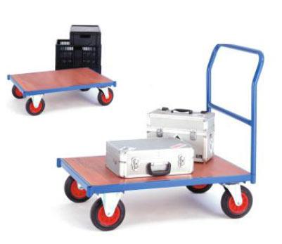 500 Series Platform Trucks