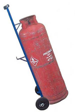 Single LPG Trolley