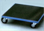 Rubber Topped Transport Dollies