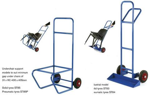 Chair Handling & Storage