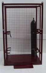 Cylinder Lifting Cage 6/8 Large Cylinders