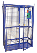 Cylinder Lifting Cage 4 Large Cylinders