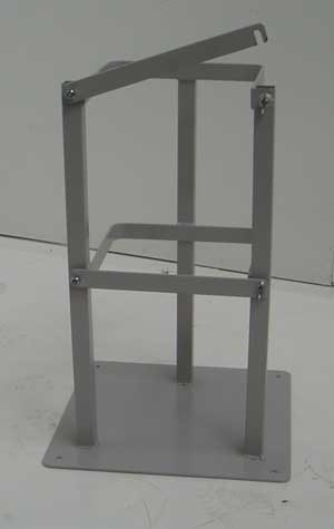 Single Cylinder Floor Stand