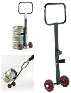 Keg Trolley