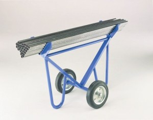 300 kg Pipe and Bar Transport Trolley