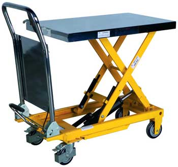 500 kg Lifting Table With Foot Pump