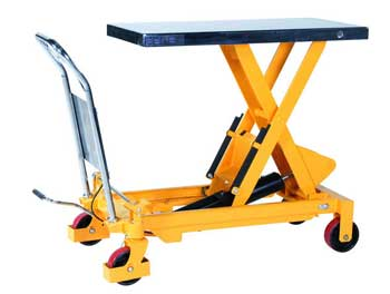 750 kg Lifting Table With Foot Pump