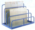 Multi Height Plate Rack