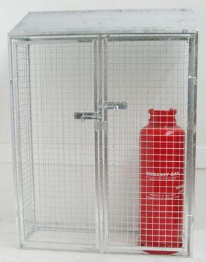 Quad Cylinder Cage