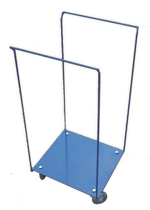 Single Laundry Bag Stand