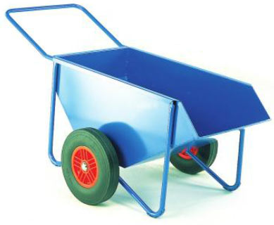 Wheelbarrow Skip